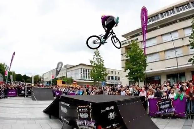 Animal Relentless Bike Tour in Plymouth