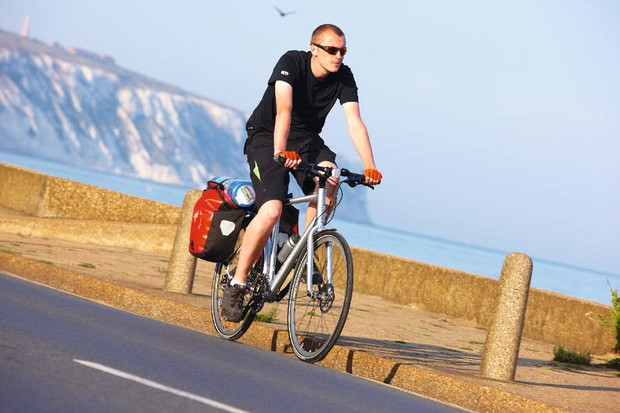 Less experienced riders will appreciate the  Trekking Light's surefooted ride