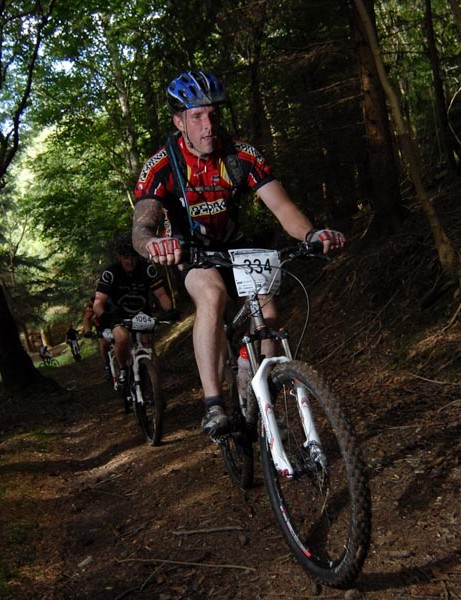 Riding the sweet Selkirk trails