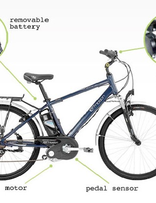 The new BH Emotion pedal-assist bikes feature technology developed with Panasonic