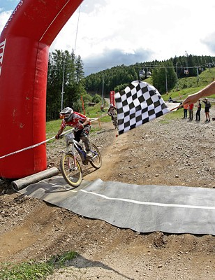 Race The Night, a 24-hour downhill race, takes place in Austria on 15-16 August