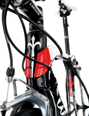 The 2010 Wilier Imperiale.