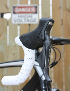 Feel free to be as skeptical as you want in regards to Shimano's new Dura-Ace Di2 electronic shifting. Though it's not quite perfect, it's an astounding technological achievement and suddenly makes even the most advanced cable-actuated system feel primitive by comparison. It's that good.