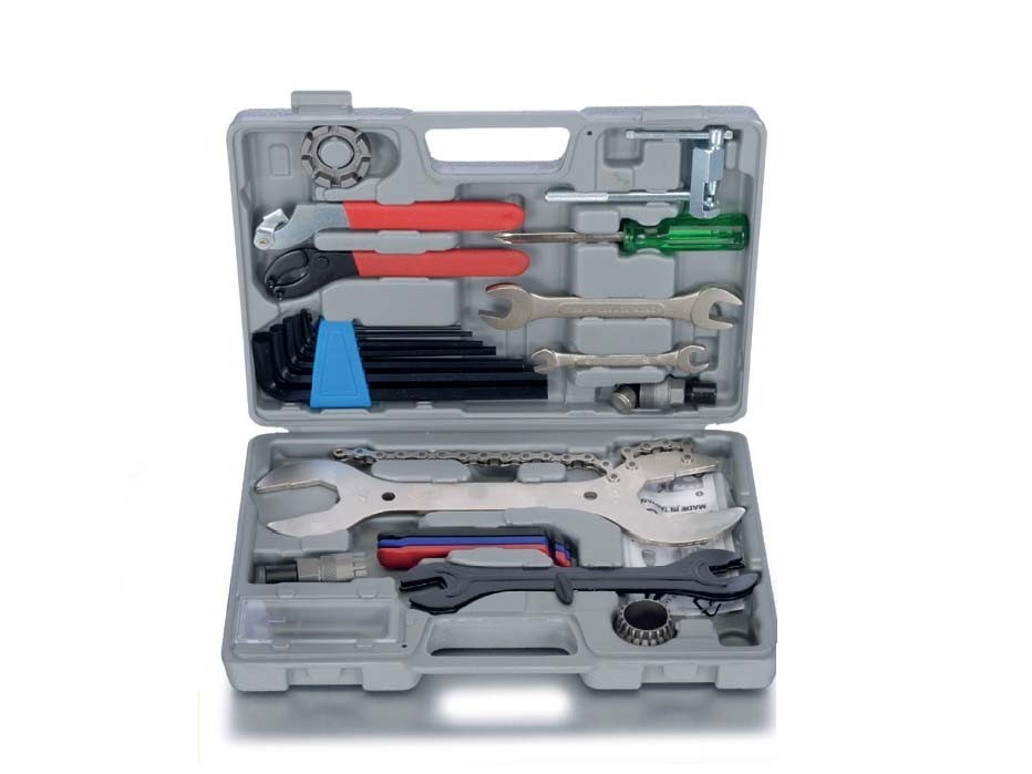Halfords Essential bike tool kit