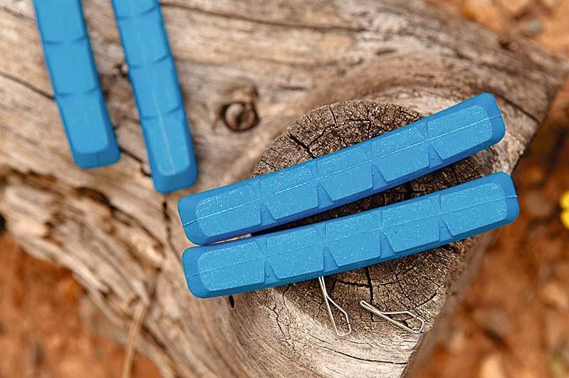 SwissStop blue Pads