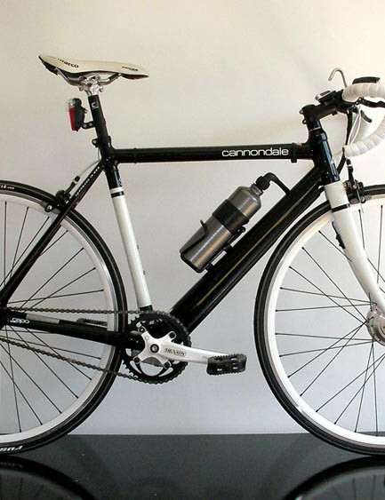 Cannondale Capo with Cytronex system