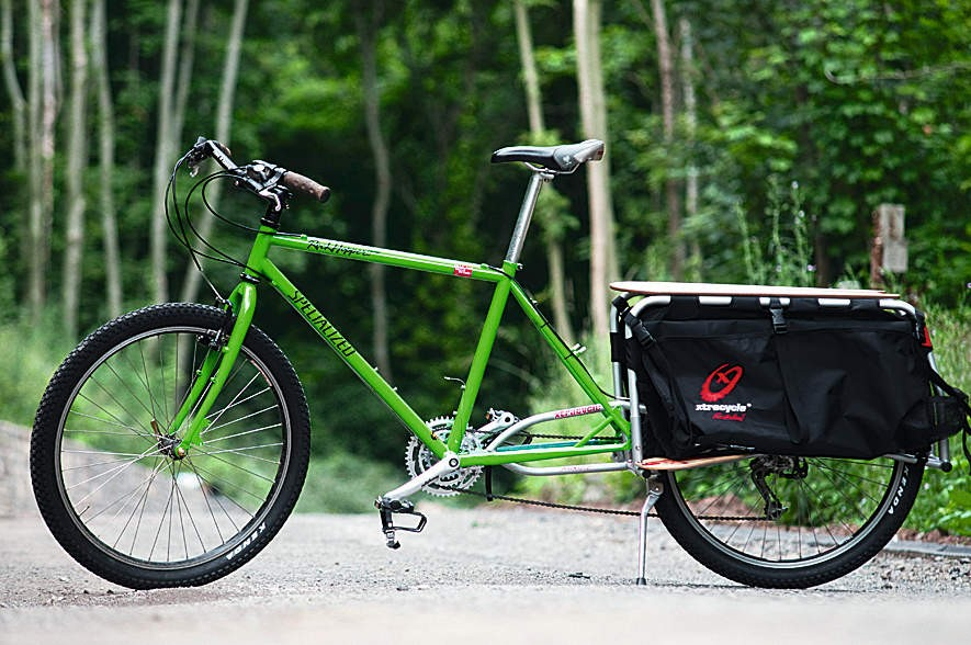 Xtracycle Free Radical - BikeRadar