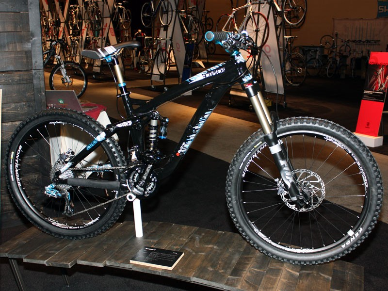 Trek will add a new dedicated freeride platform to the range for '10 called Scratch.