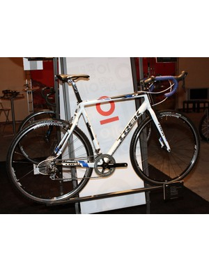 Trek has made subtle tweaks to its cyclo-cross range for the coming season.