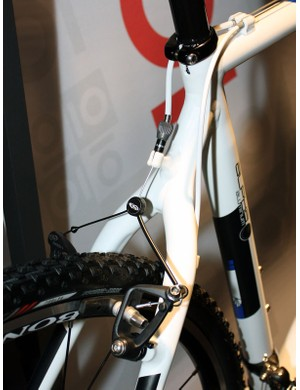Included threaded adjusters will ease brake tweaks on the revised X0 1.