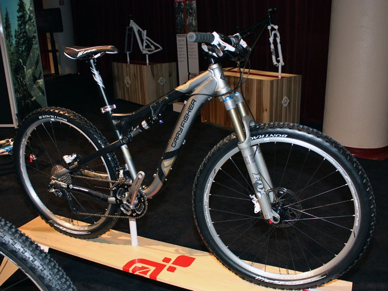 """New for '10 is the Gary Fisher Rumblefish, a 120mm-travel trail bike with 29"""" wheels and an appetite for rocks."""
