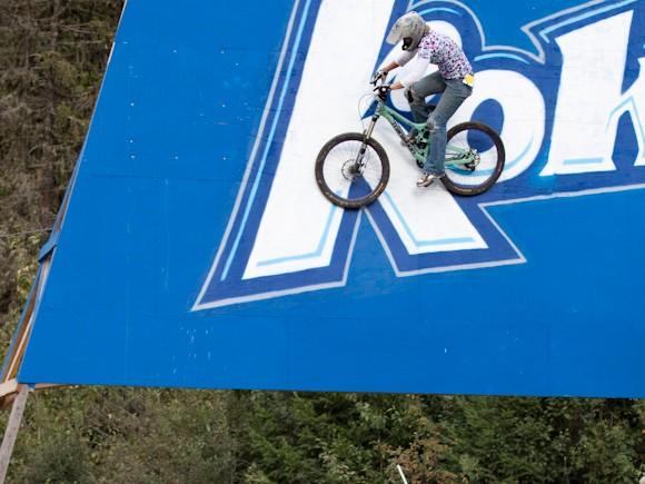 Stephanie Nychka riding high