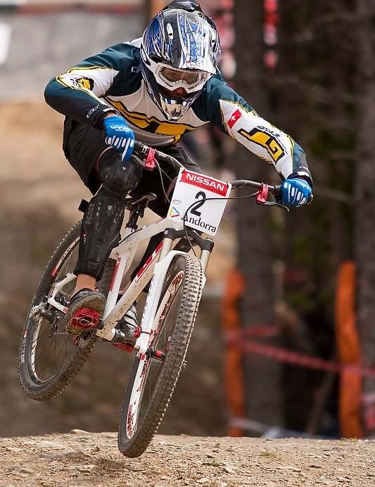 Roger Rinderknecht - Andorra UCI WC 2009