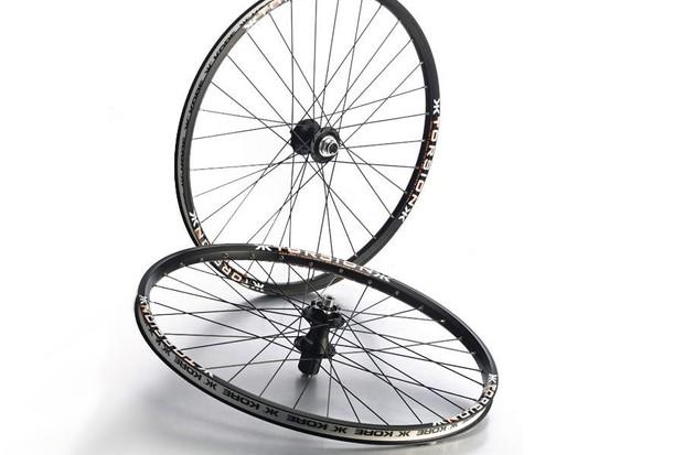 Kore Torsion EX Sealed Bearing Wheelset