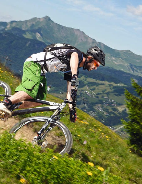 the 700 is a confident and versatile fast riding XC/trail machine