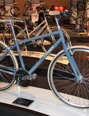 The Atwood is part of Trek's new Eco line, which features steel frames, tyres made using partially reground rubber and durable components that are easy to recycle