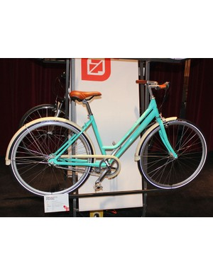 The Simple City range is also available with a less expensive three-speed internal hub