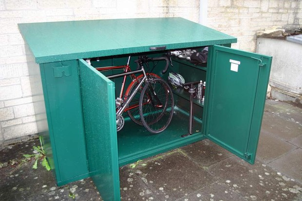 Asgard Access Bike Shed