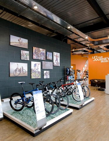 A new Giant Store has opened in Bristol
