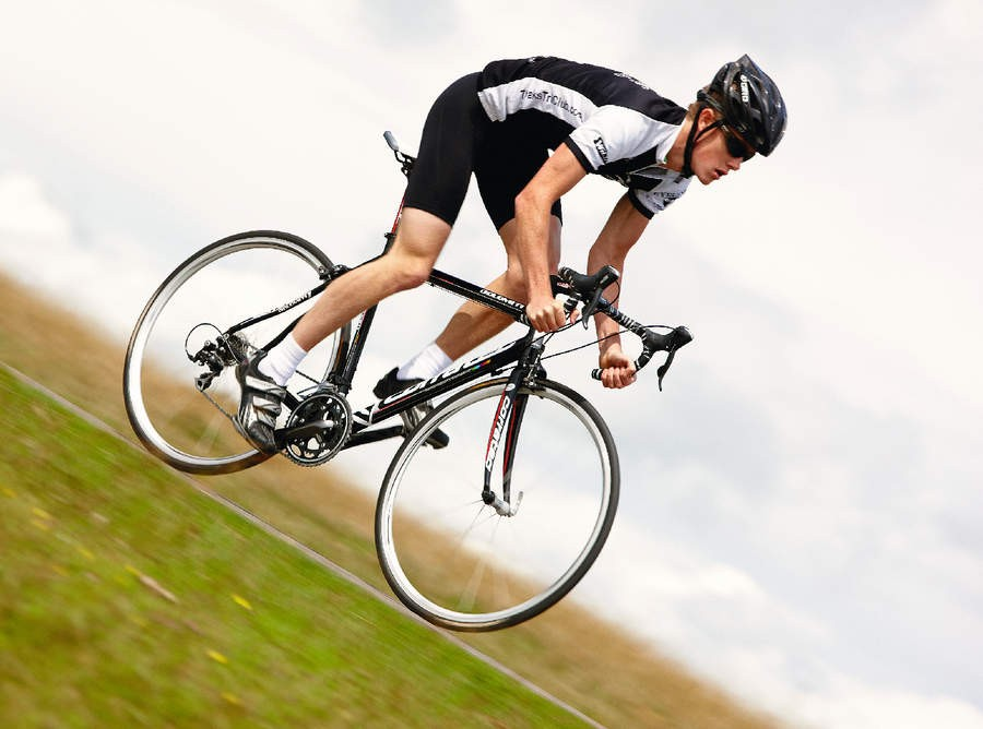Corratec's Dolomiti offers a fast ride plus sharp and stable handling.