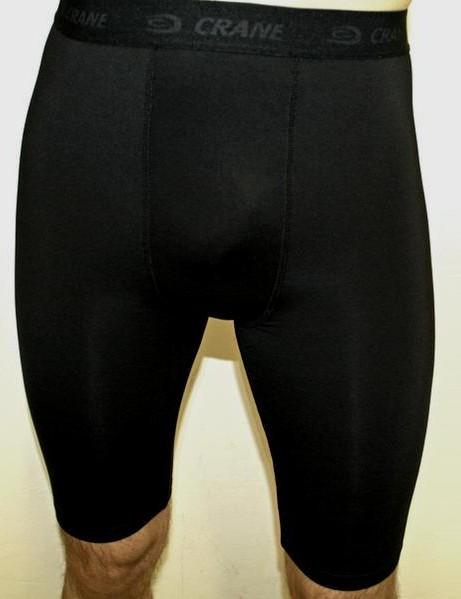 Crane Sports compression shorts from Aldi