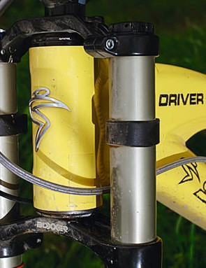 Fit a Totem fork and we reckon the Driver will really shine