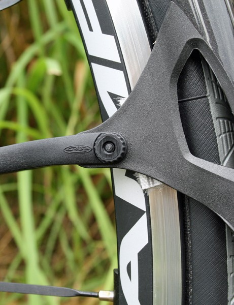 Pilestrips are provided with the Crud Roadracer set to eliminate rattles