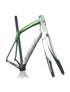 The Dedacciai Scuro RS frameset.