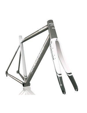 The Dedacciai Titanium K-19 frameset