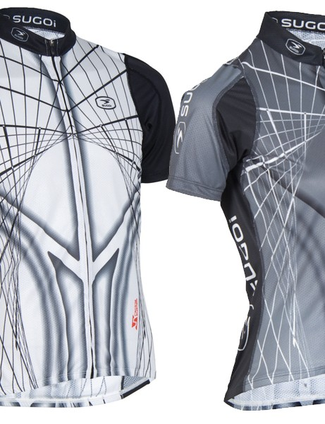 Sugoi RSE men's and women's jerseys