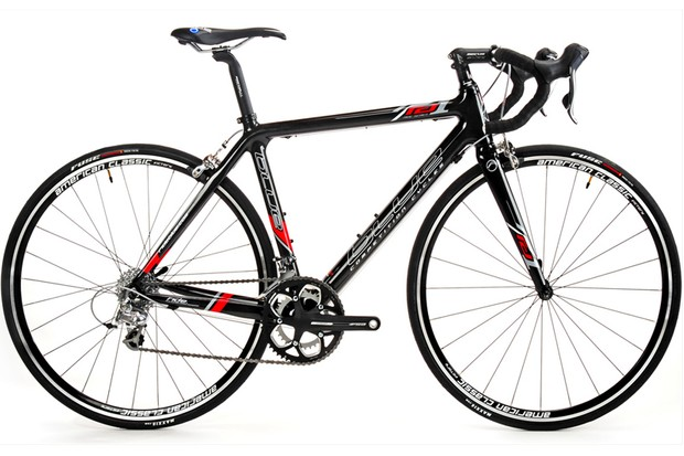 Blue Competition Cycles RD1 carbon road bike