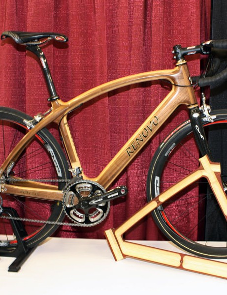 Renovo frames will now be all wood instead.
