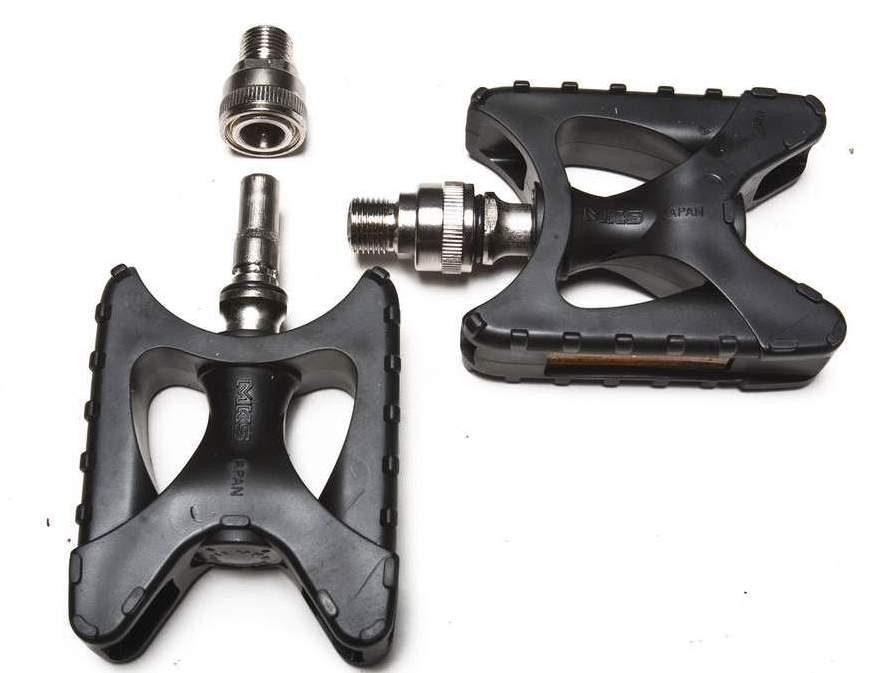 MKS EZY Adaptor Set for all EZY Removable Pedals MT-E XP Promenade CYGMA EZY