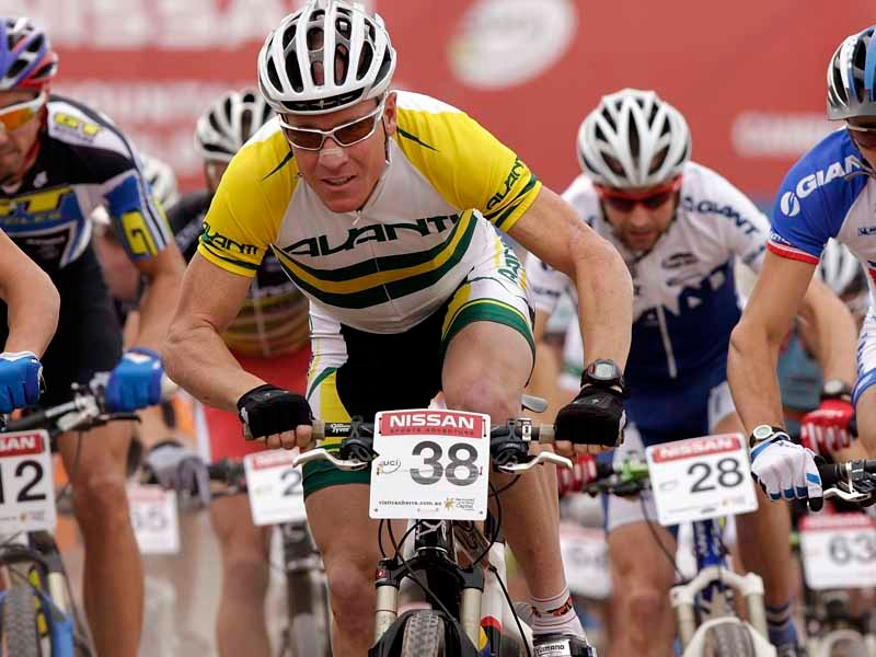Australian Chris Jongewaard was found guilty of a hit and run incident