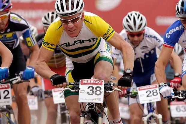 Australian Chris Jongewaard was found guilty of a hit and run incident