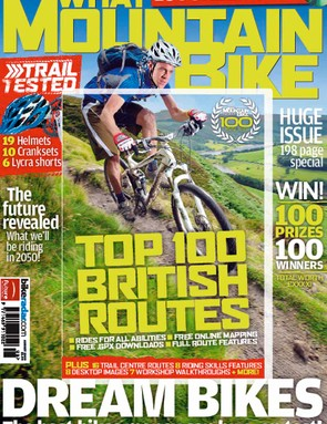 What Mountain Bike 100: get yours now!