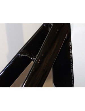 Giant Omnium track frame