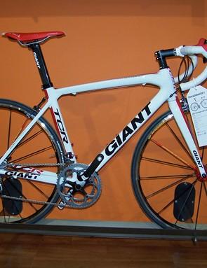 Giant 2010: TCR Advanced 1