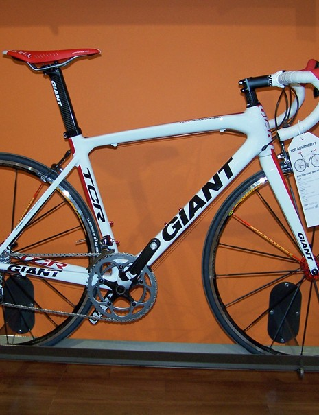 Giant 2010: TCR Advanced 1