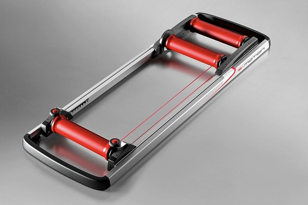 The 2010 Elite E-Motion oscillating rollers.