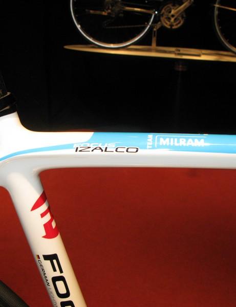 Focus Izalco Team Milram