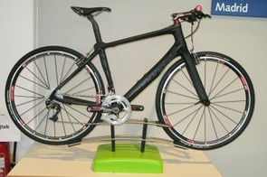 Cannondale's Quick Ultimate is the production version of last year's Stealth concept bike.