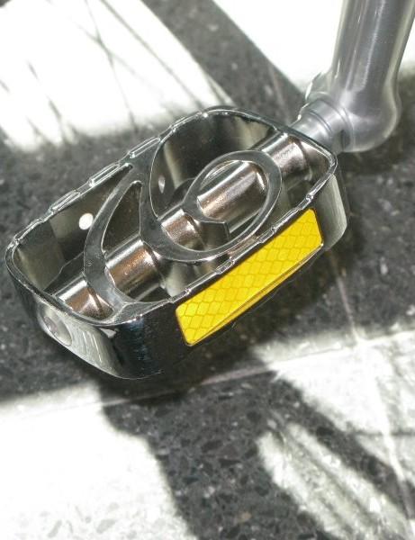 Viva's own custom pedals