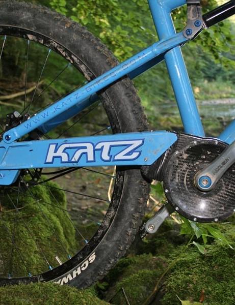 Katz Alp back end