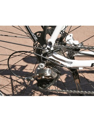 Focus Jarifa Speed rear mech
