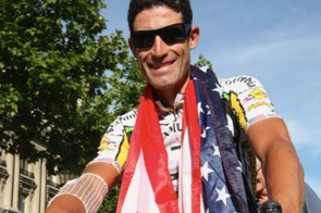 American road racer George Hincapie joins BMC Racing for 2010.