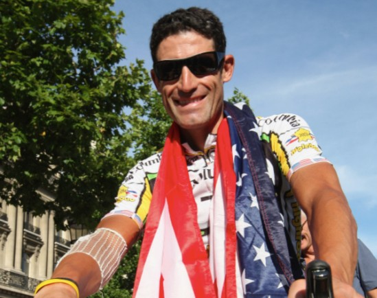 American road racer George Hincapie joins BMC Racing for 2010.