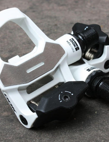 Look's new KéO 2 Max builds on the success of the original with a smoother float and wider pedal body.