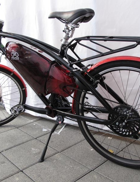 Dolphin electric bike