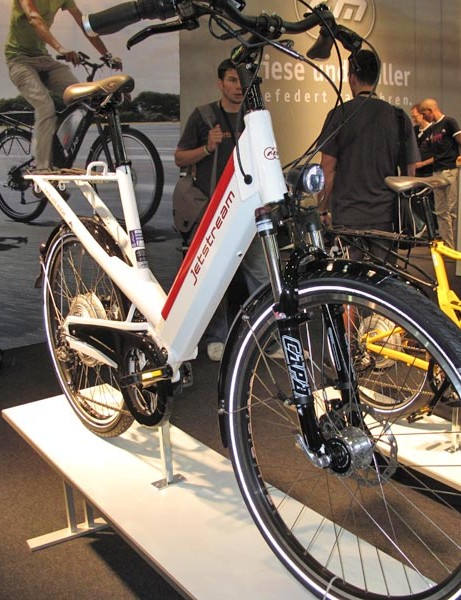 Jetstream electric bike